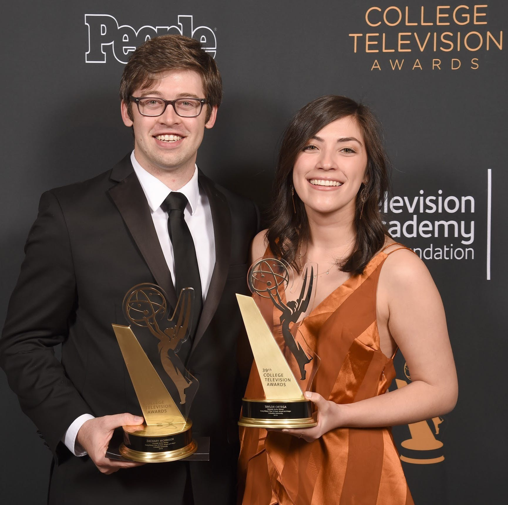 'Everything's (more than) Fine' for East Brunswick's College Emmy-winning Zack Morrison