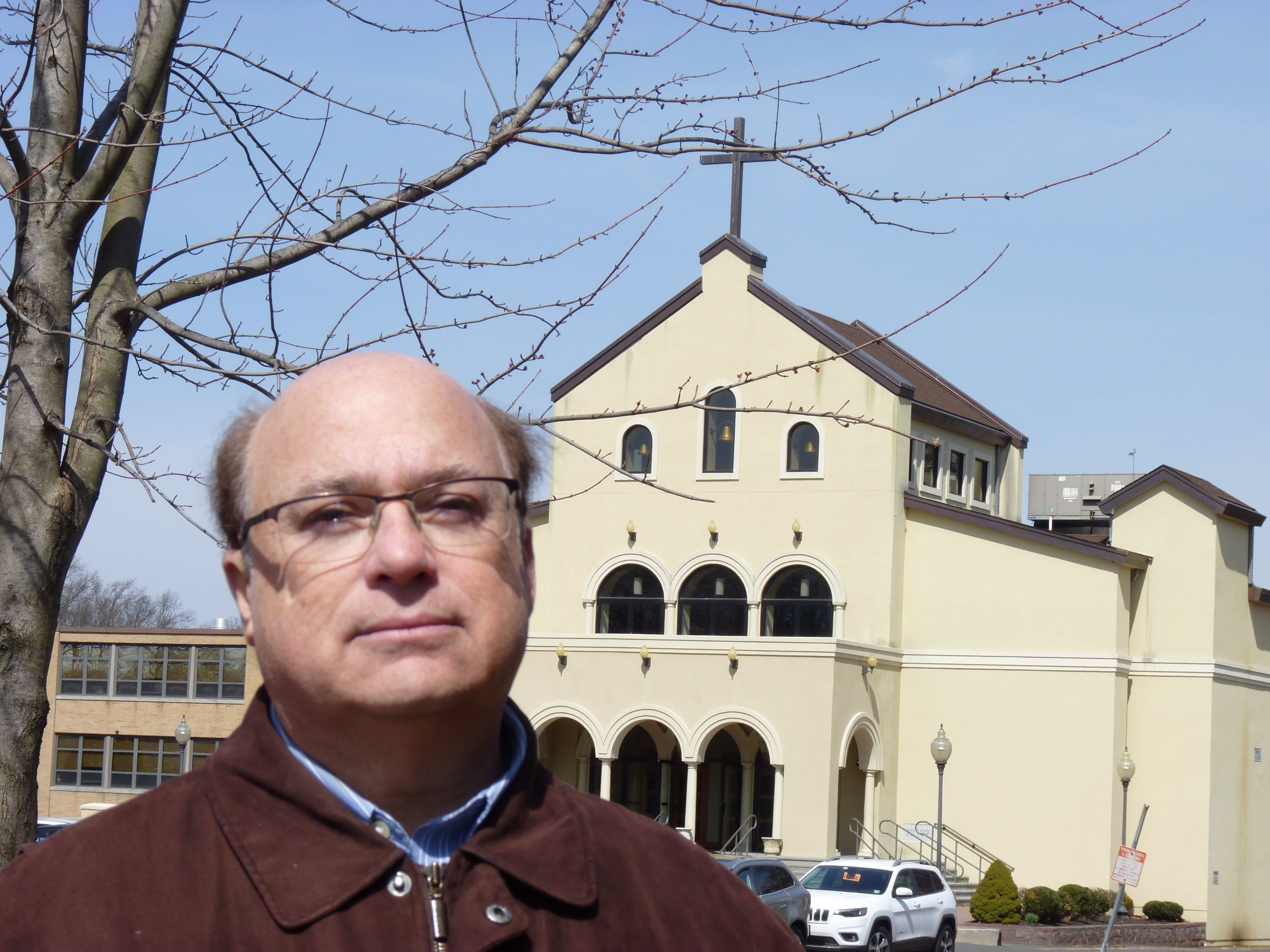 Mark Crawford, New Jersey director of the Survivors Network of those Abused by Priests.