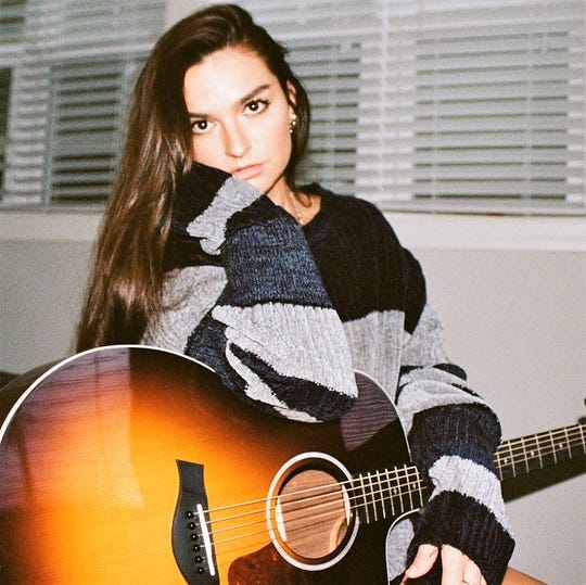 """Warsaw native Amanda Els moved to Nashville in 2017 to pursue music. Els recently released her first single, """"Paradise."""" Els said people began recognizing her in public following an appearance on """"Undercover Boss: Celebrity Edition"""" last summer."""