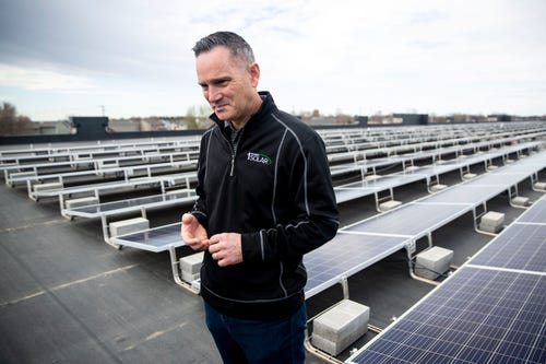 How this (Iowa) bill pits utilities against solar businesses and pork producers at Iowa Capitol