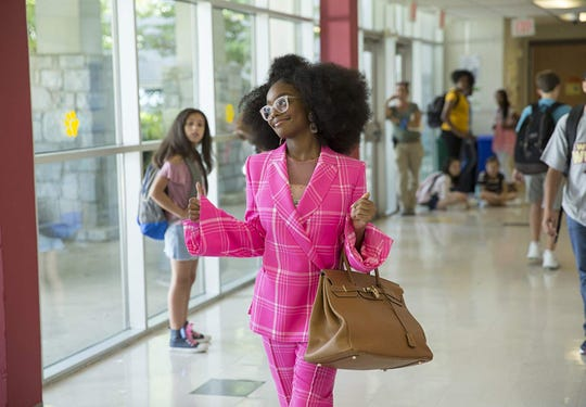 "Marsai Martin in ""Little."""