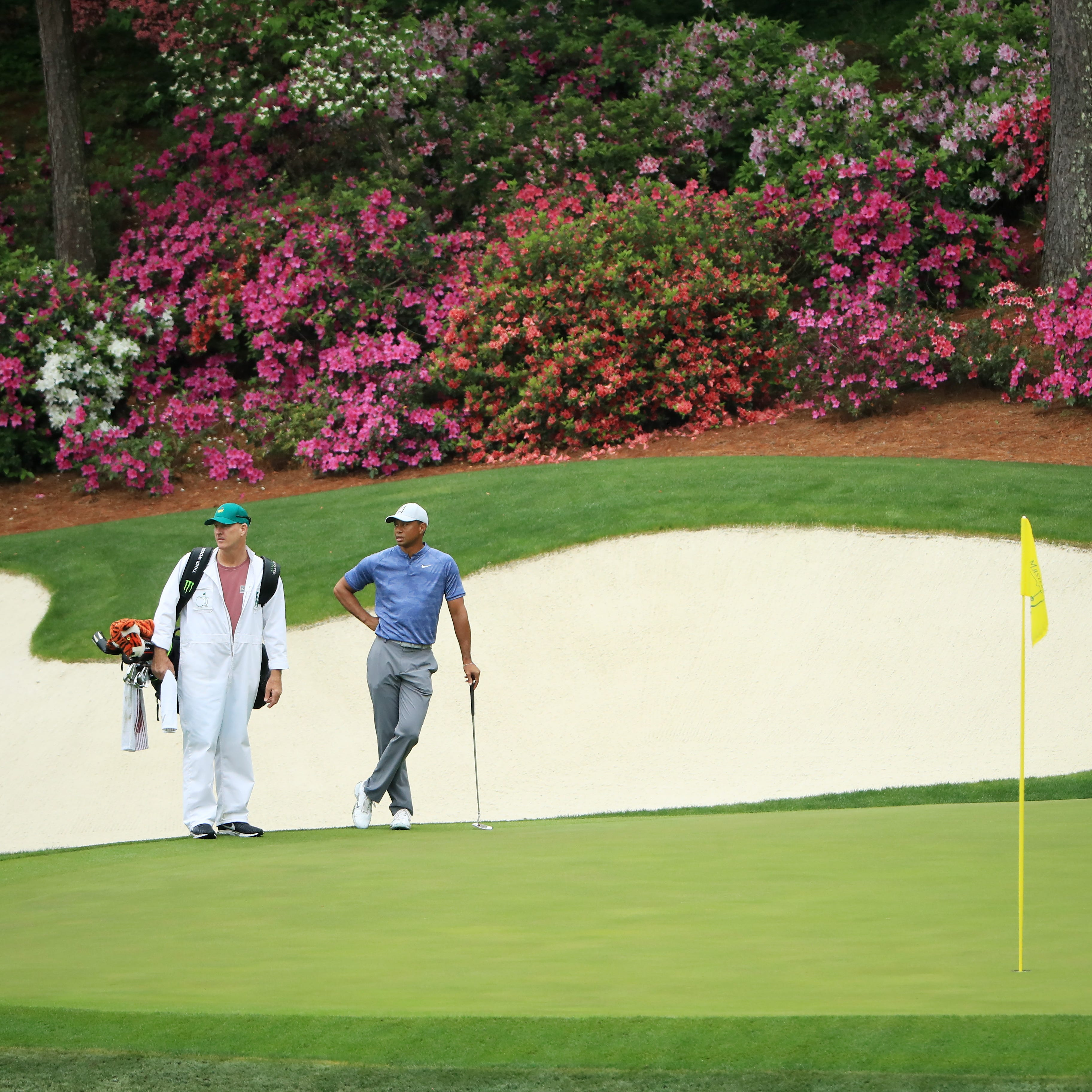 I played Augusta National. Here's how it feels to play the iconic course