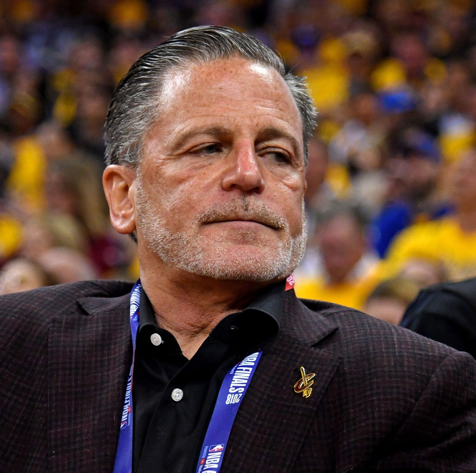 Billionaire Dan Gilbert hospitalized with stroke-like symptoms