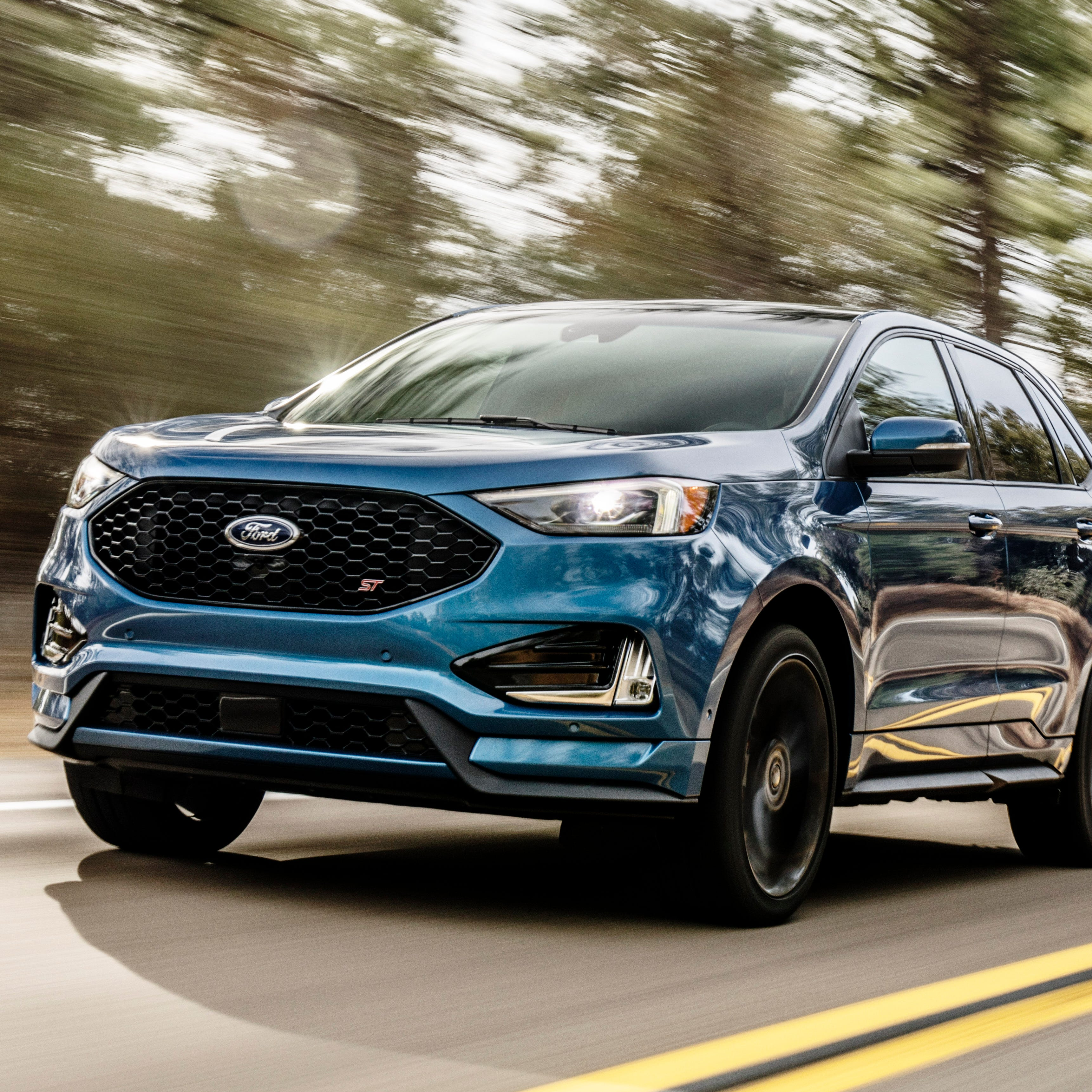2019 Ford Edge ST is fast and fun, until you hit corners