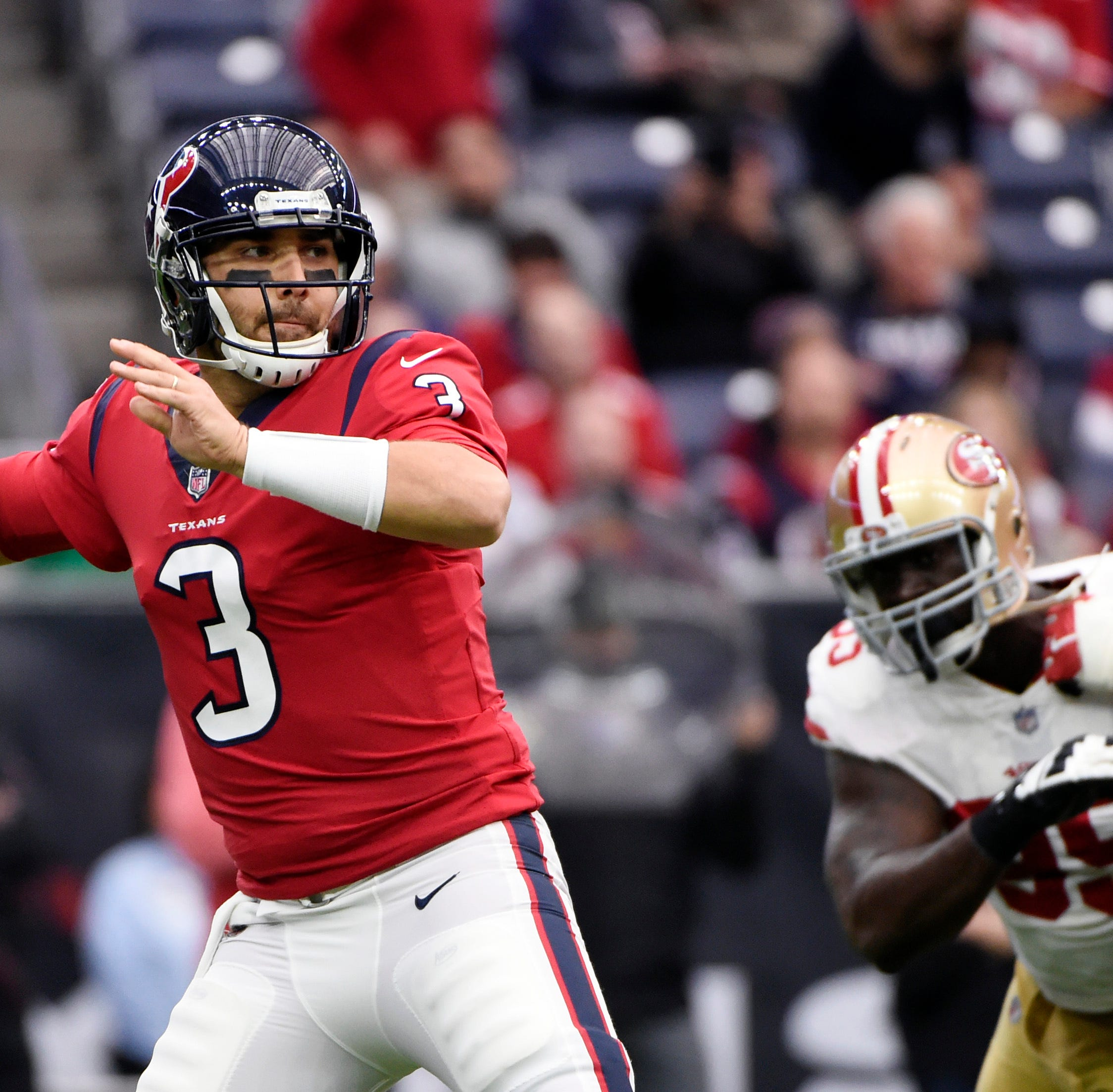 Detroit Lions add QB depth, sign Tom Savage