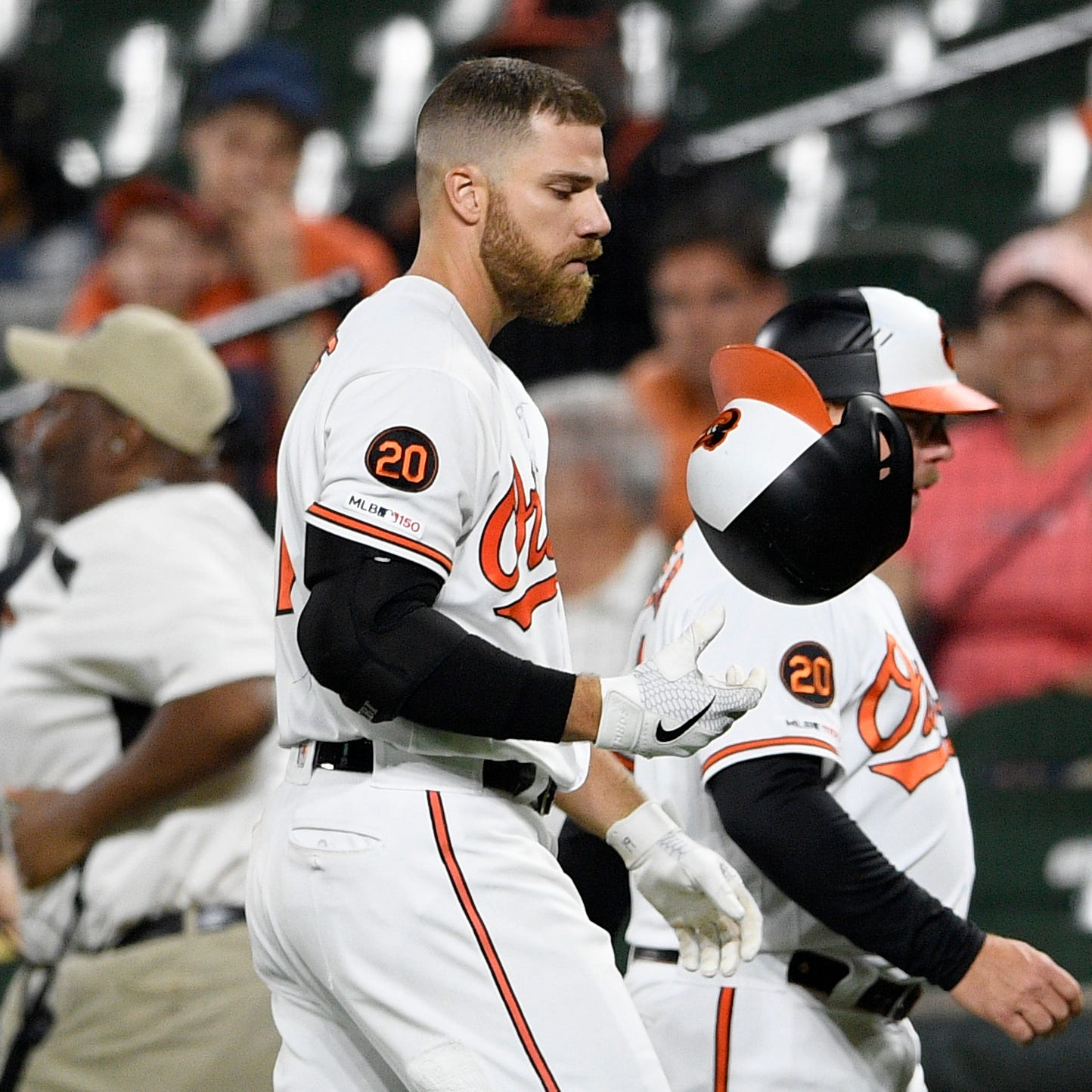 0-for-ever: Orioles' Chris Davis extends hitless streak to record 49 at-bats