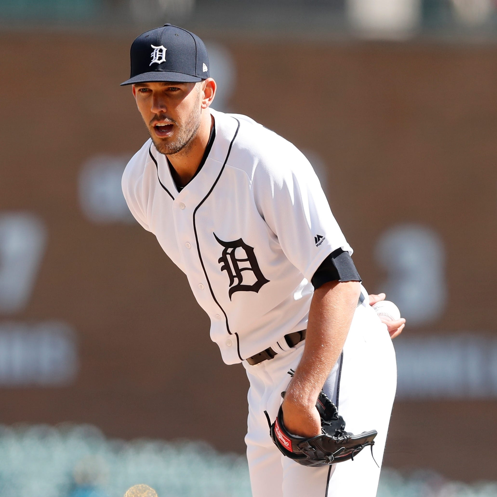 Tigers sound call to arms to Drew VerHagen: 'We need him desperately'