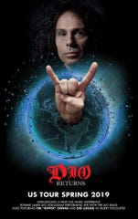 Dio Returns is a hologram tour hitting the Fillmore Detroit on June 11.
