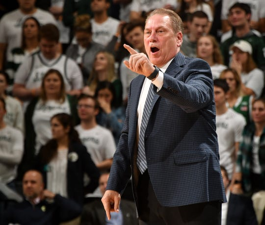 Tom Izzo and Michigan State were rewarded for their outstanding season, including a Final Four appearance, in the final USA Today coaches poll.