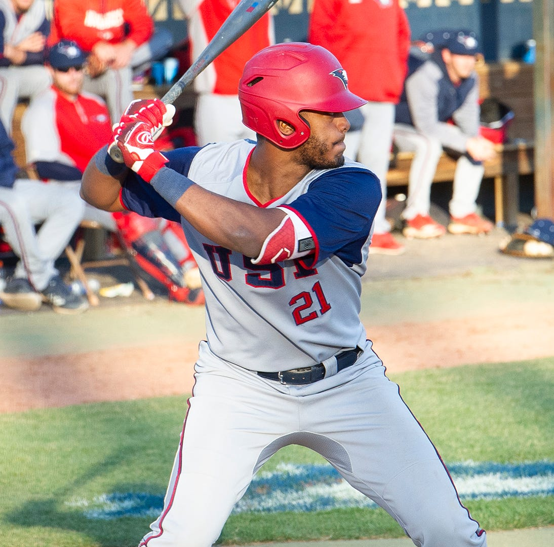 Baseball has led Manny Lopez from the Dominican Republic to USI