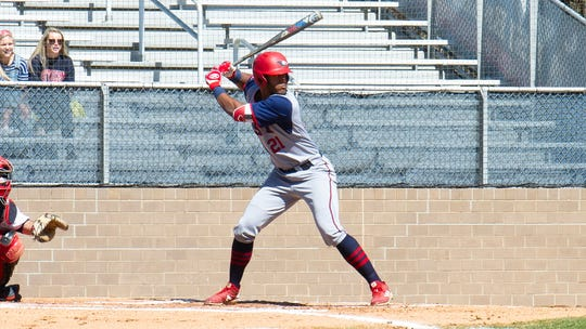Manny Lopez transferred to USI from Division I Middle Tennessee State this season.