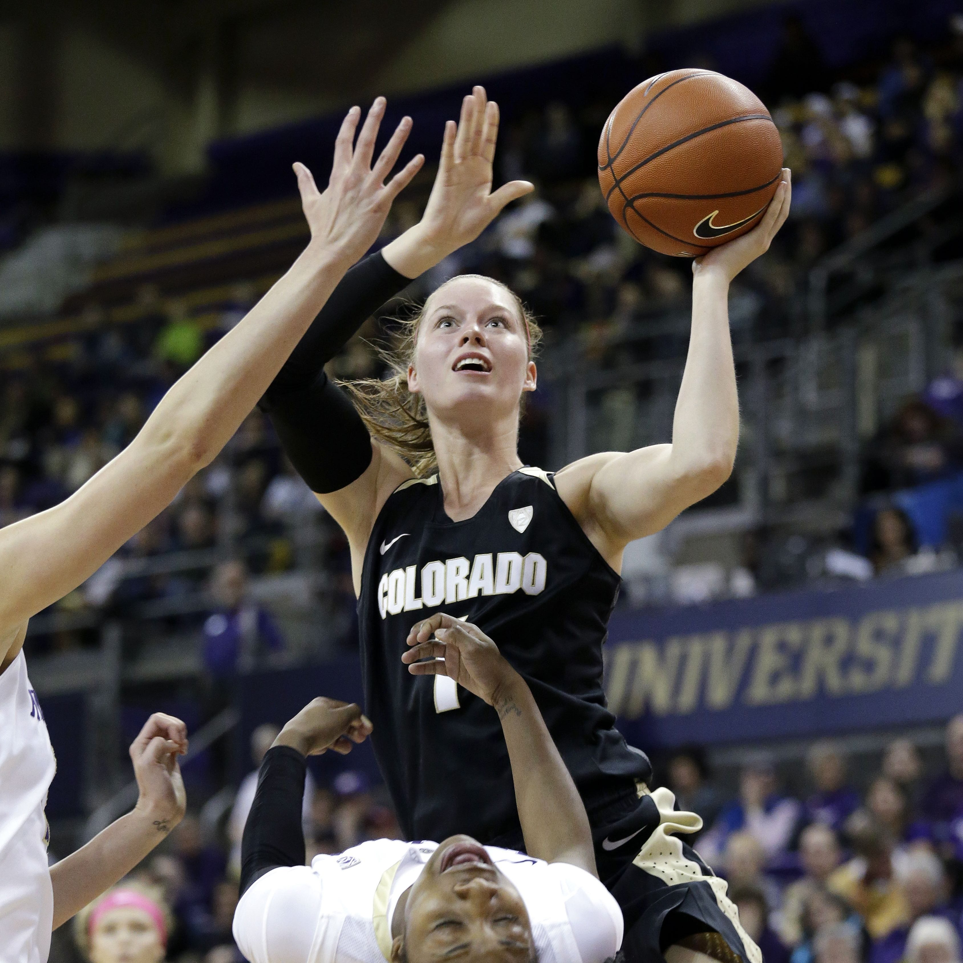 Former CU player Makenzie Ellis joins Colorado State women's basketball team