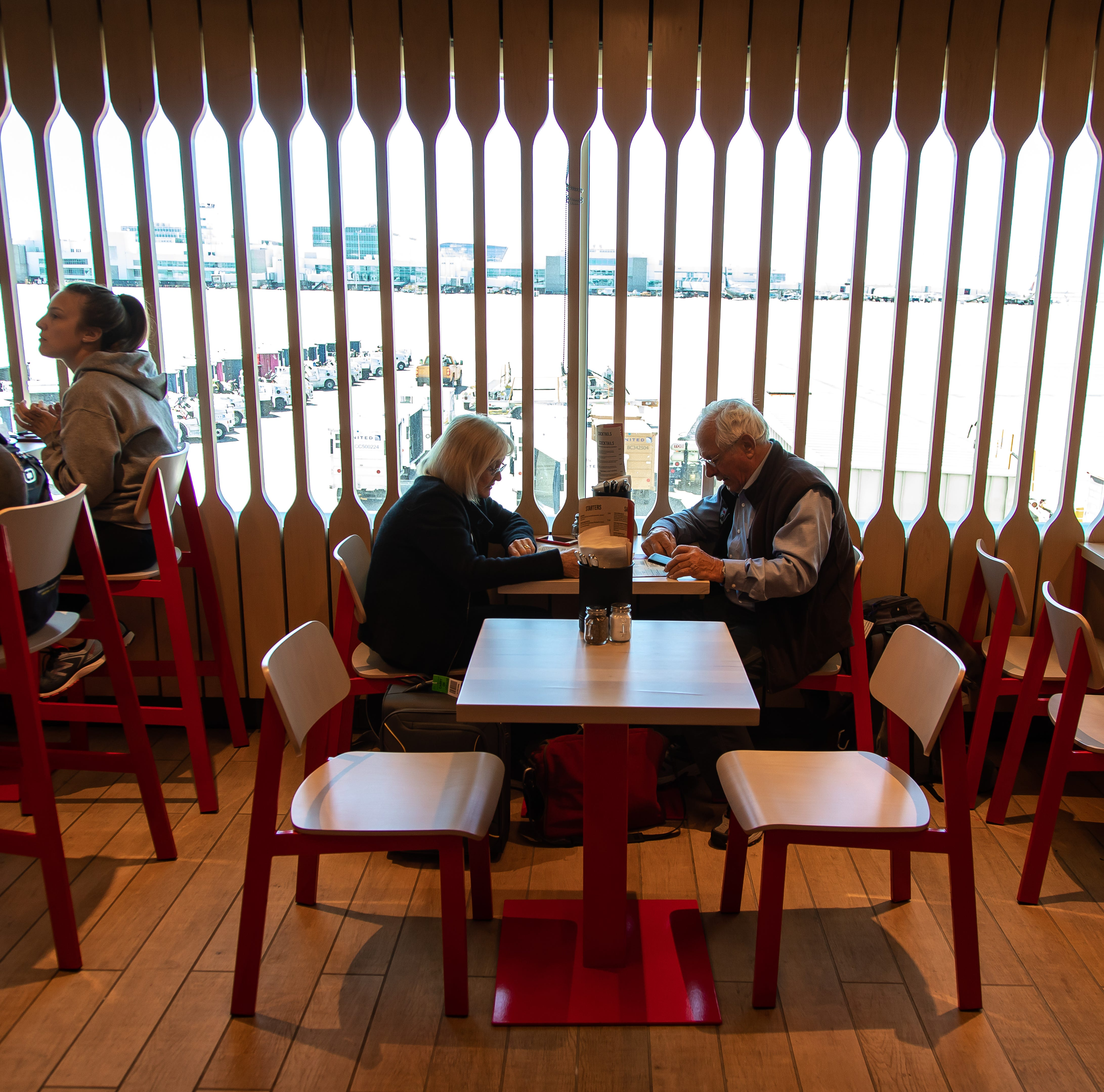Here's your first look inside New Belgium's new restaurant at DIA