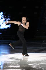 Ice skater Kurt Browning