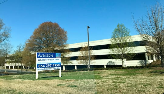 According to a March 29, 2019, memo to Greenville County Council members, the county has offered to buy this pair of office buildings on Halton Road near Haywood Mall for $33.1 million.