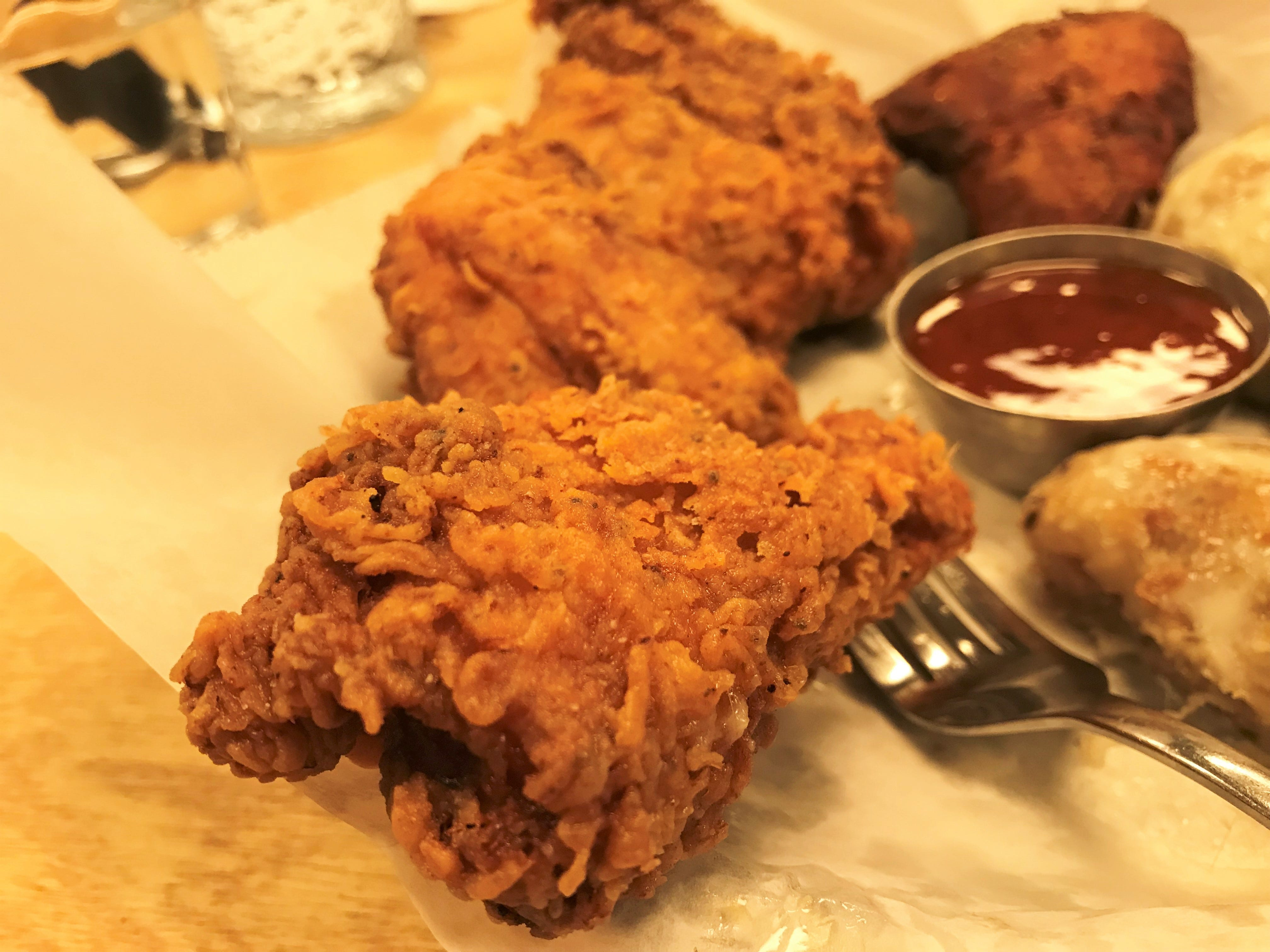 Shani S Secret Chicken Is Fried Chicken Worth Finding In Indianapolis