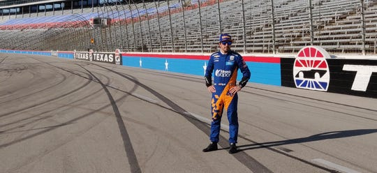 McLaren Indy driver Fernando Alonso tested at Texas Motor Speedway a couple of weeks ago. Results were kept quiet. Wednesday, we'll see how far this program has come since its inception six months ago.