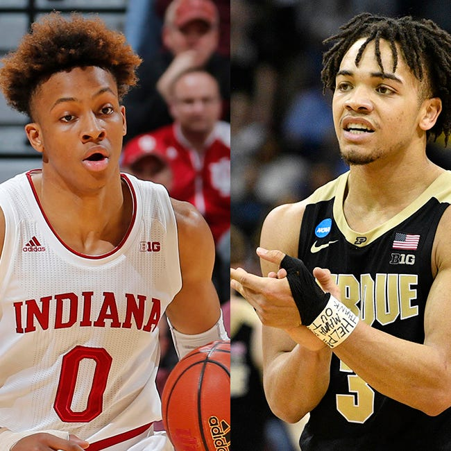 NBA mock draft 2019: Where IU's Romeo Langford, Purdue's Carsen Edwards stand post-Final Four