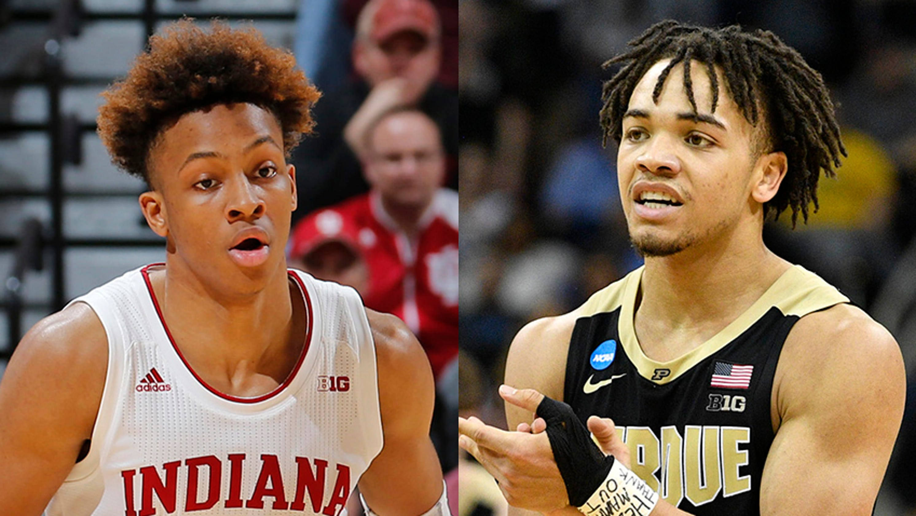 ac519ccd841 NBA mock draft 2019  Where IU s Romeo Langford