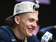 Kyle Guy is proving himself all over again and charging full-speed ahead into the NBA Draft