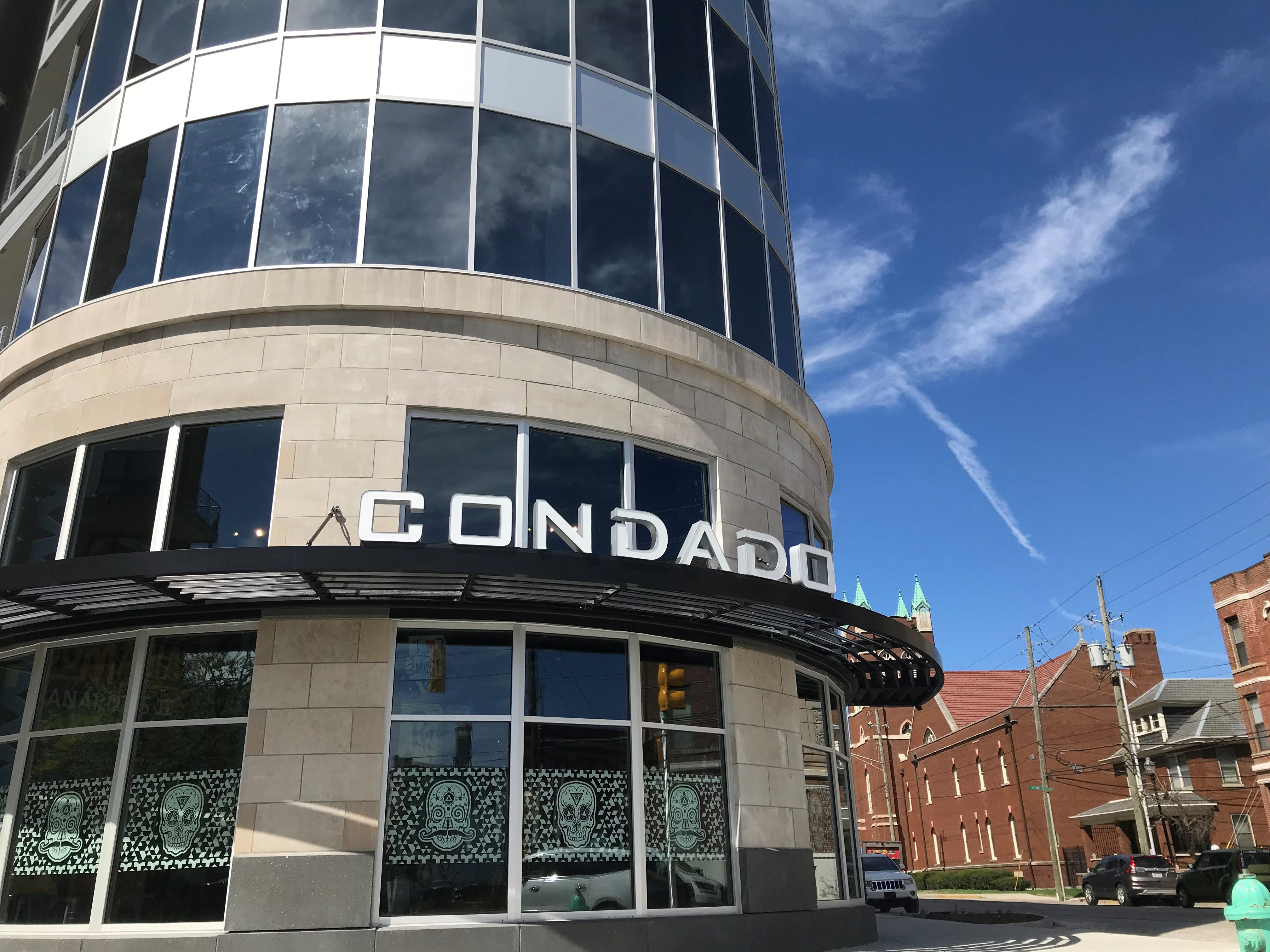 A huge taco restaurant is open on Mass Ave. this week