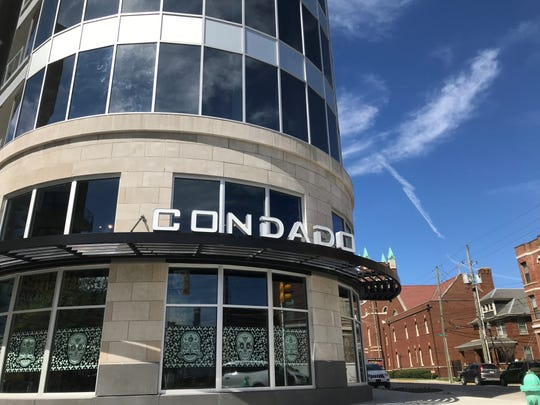 Build your own tacos and get them as late at 2 a.m. Condado, a Mexican restaurant that opens April 11, 2019 at 530 Massachusetts Ave. in downtown Indianapolis.