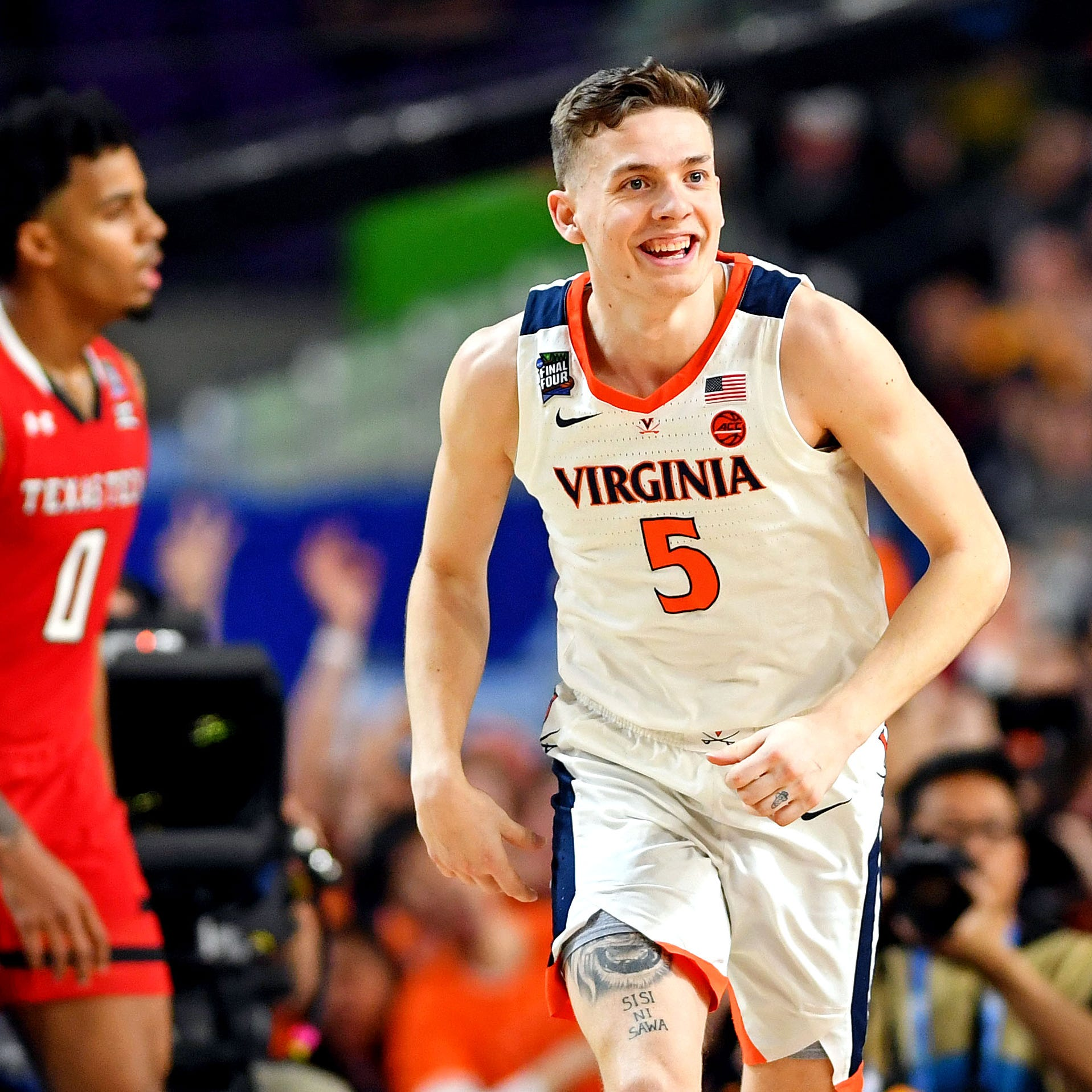 Kyle Guy: 'This is the greatest feeling'
