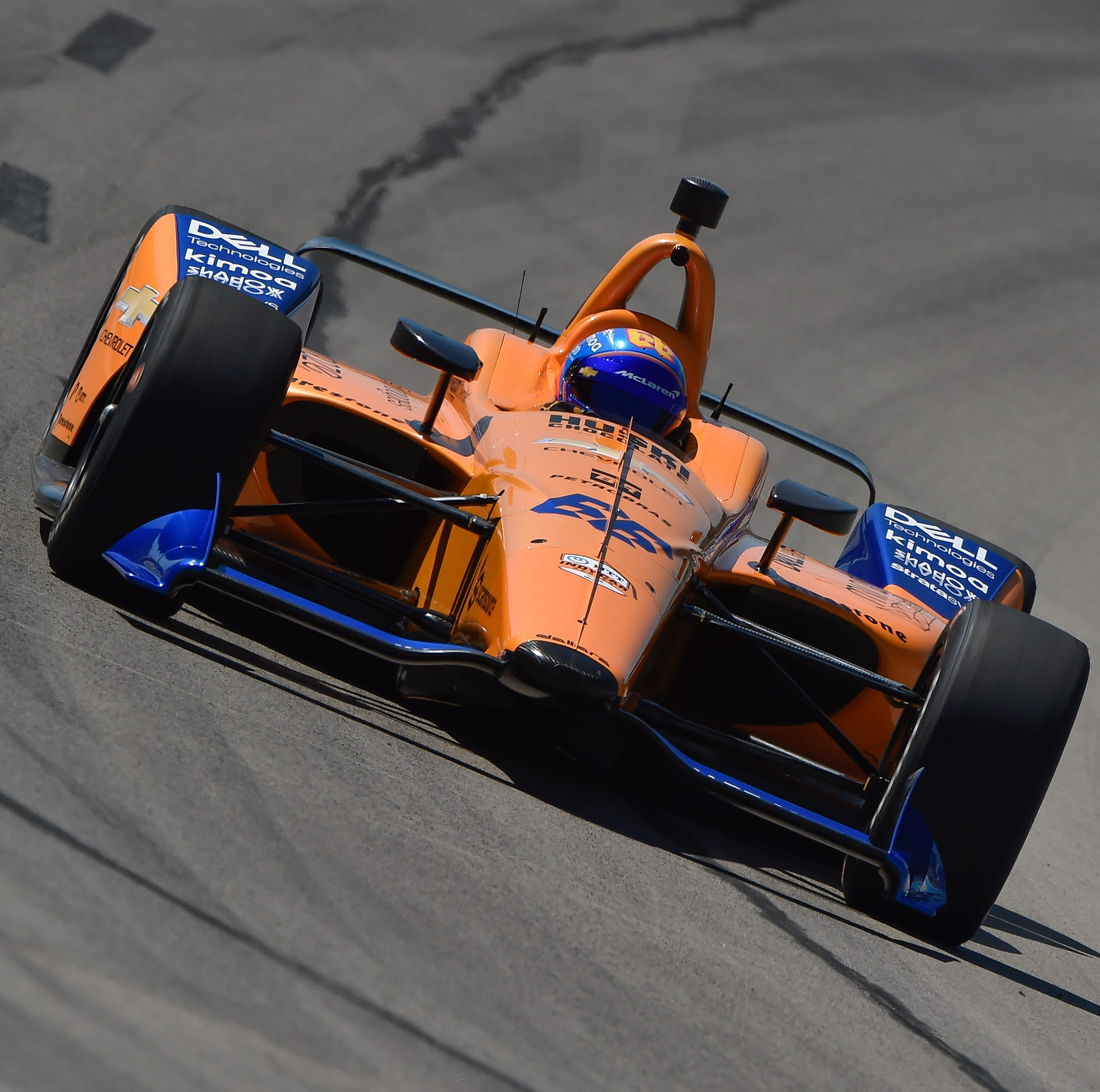 Fernando Alonso full-time IndyCar ride 'not out of the question for the future'