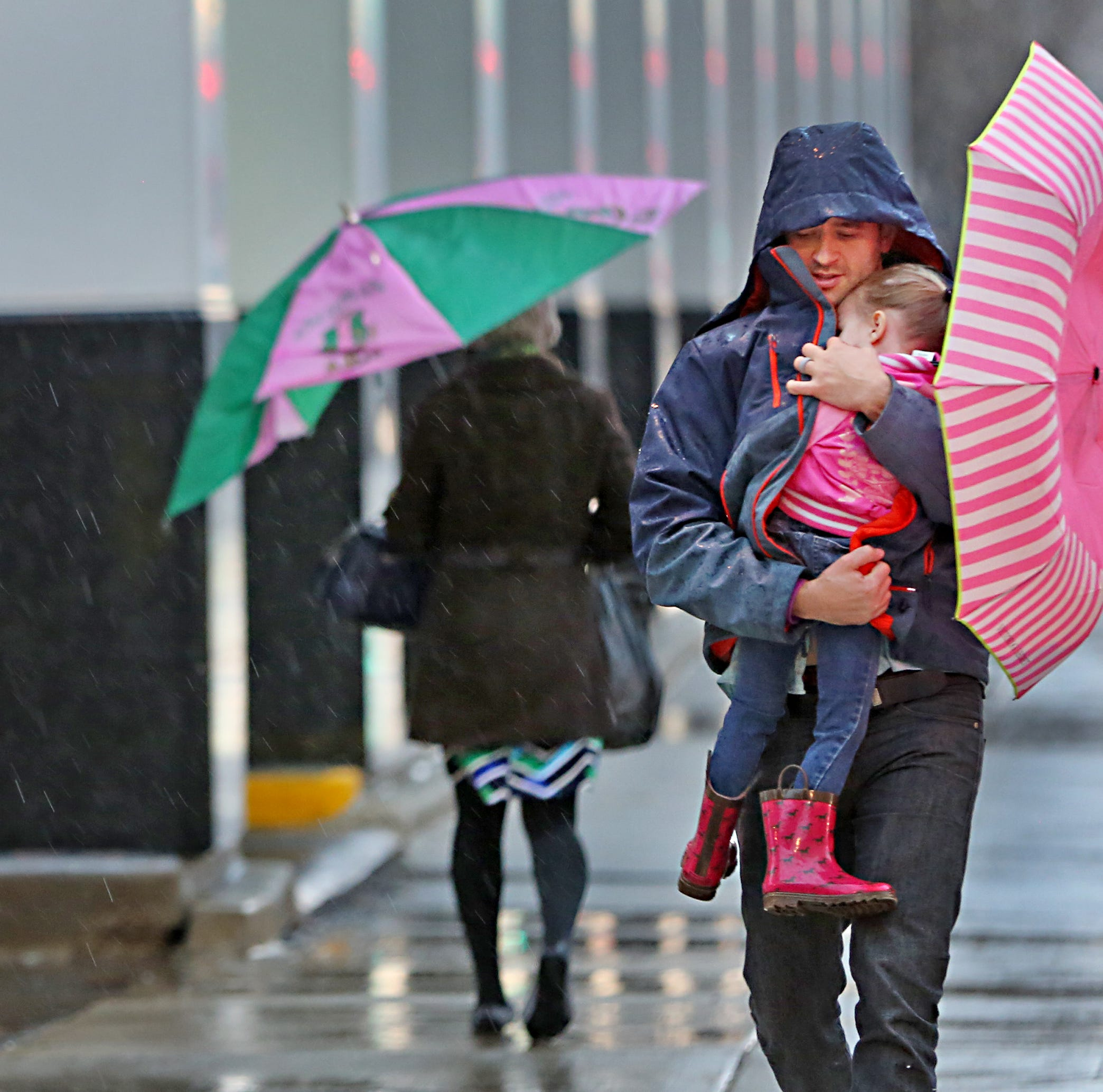 Indianapolis weather: No blizzard, but wild weather is still headed our way