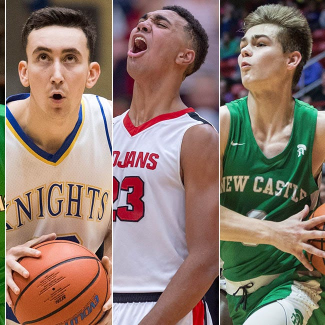 The 2019 IndyStar Indiana All-Stars have a heavy in-state college feel