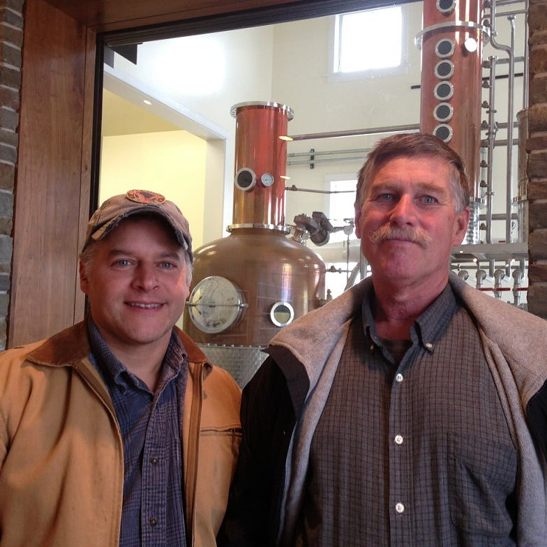 Ulysses Town Talk: The most prestigious honor yet for Myer Farm Distillers