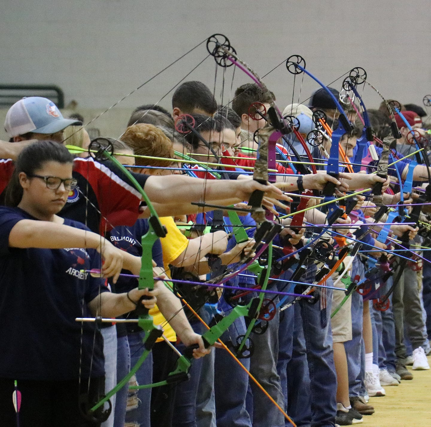 Mississippi archery championships: 2 schools take aim, sweep divisions