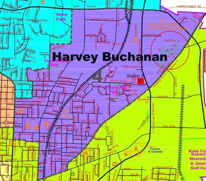 Jackson City Council District 4