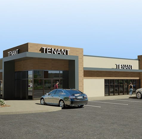 West Knoxville to get new $15M shopping center, restaurants across from West Town Mall