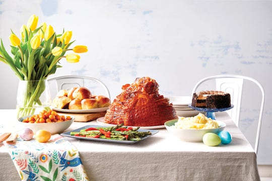 The Fresh Market's complete Easter meal is available for preorder until 2 p.m. April 17.