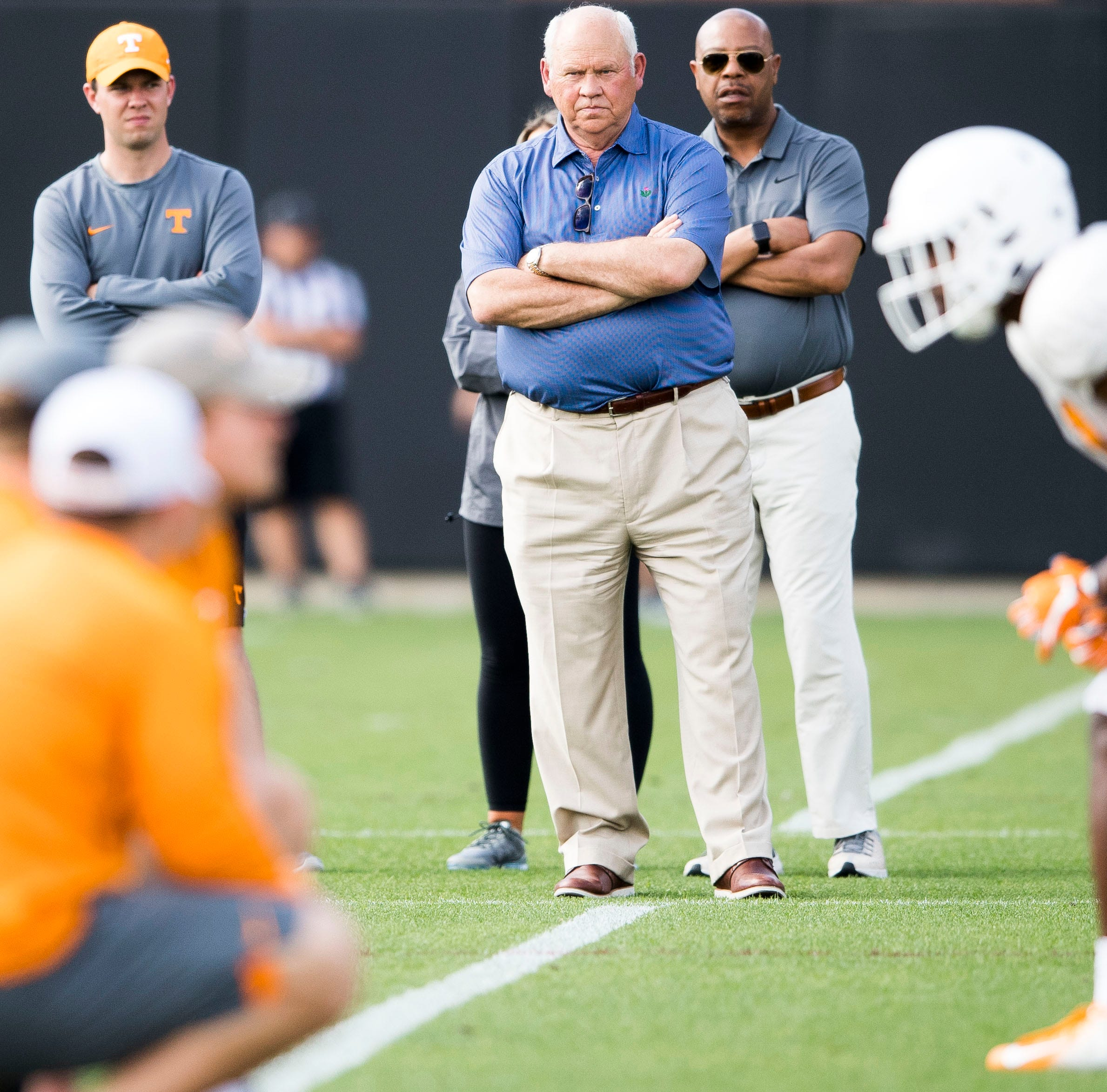 Tennessee's Phillip Fulmer believes Jeremy Pruitt is positioned for success in Year 2