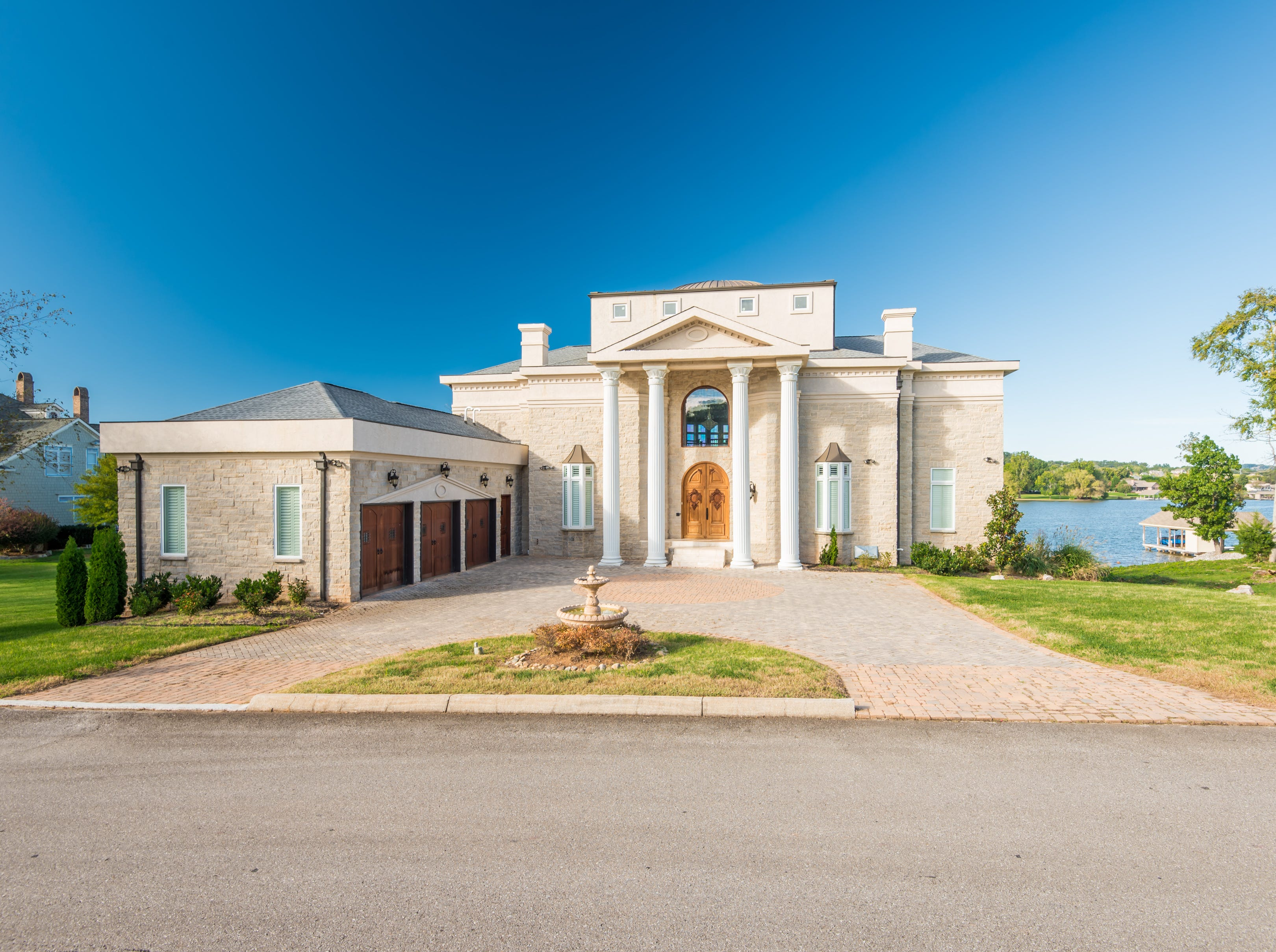 With one-of-a-kind design, 1439 Charlottesville Blvd in Farragut is listed for $1,995,000.