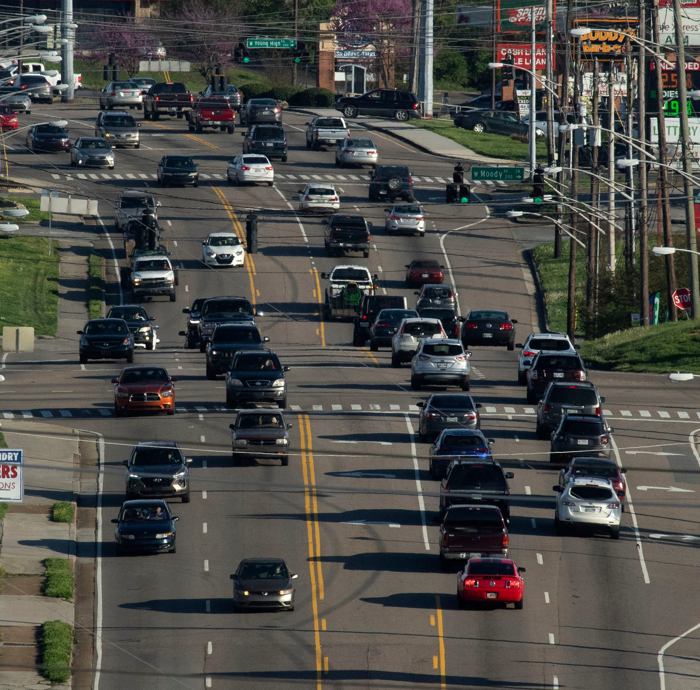 Everyone knows Chapman Highway is dangerous, but can it be made safer?