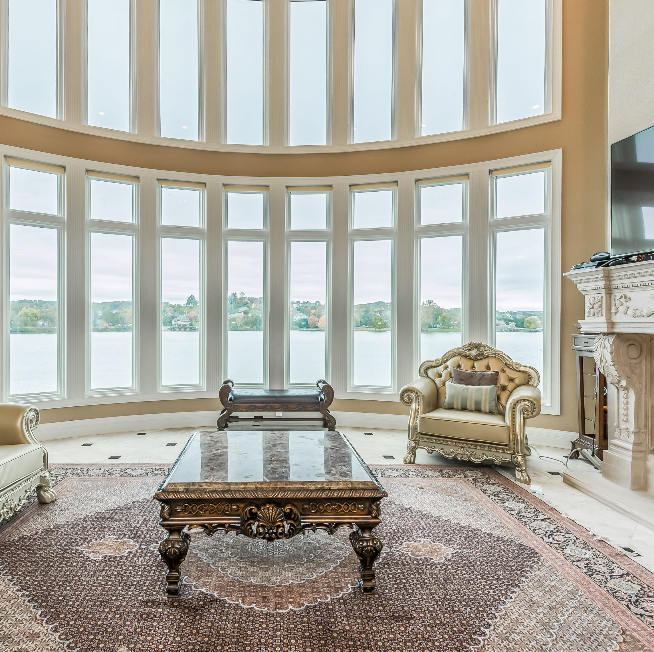 Custom-built $2M lakefront mansion for sale in Jefferson Park