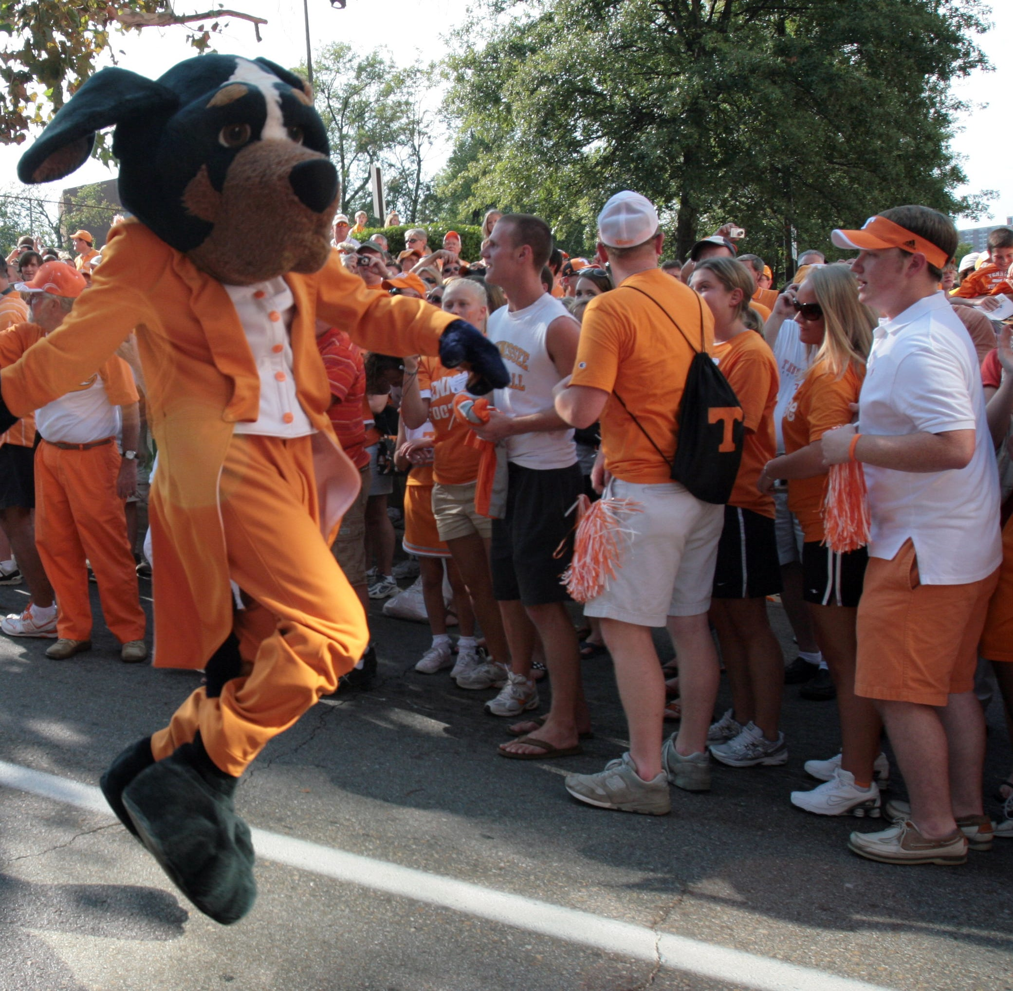 Summer of Smokey tour proves that Tennessee believes Vols fans will settle for anything