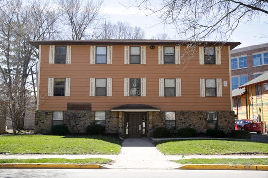 The Settlement Apartments, 515 W Stadium ave, Tuesday, April 9, 2019, in Lafayette.
