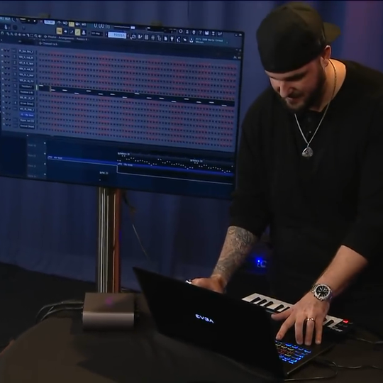 Learn from the best: Make beats with Grammy-nominated, multi-platinum producer Wyshmaster