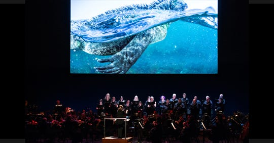 CAPA presents National Geographic: Symphony for Our World at the Ohio Theatre (39 E. State St.) at 5 p.m. Sunday, May 19.