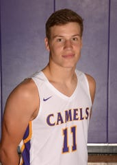 Campbell County's Reid Jolly