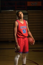 Madison Central's Isaiah Cozart