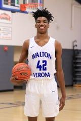 Walton-Verona's Dieonte Miles