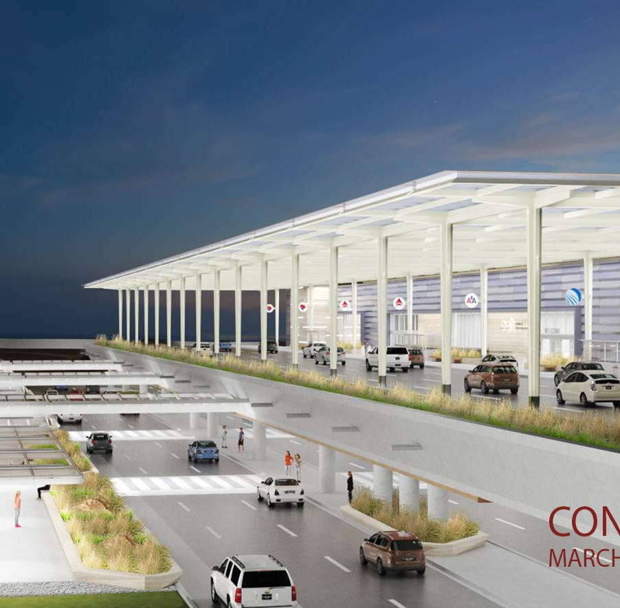 Huge makeover in the works for Louisville Muhammad Ali International Airport