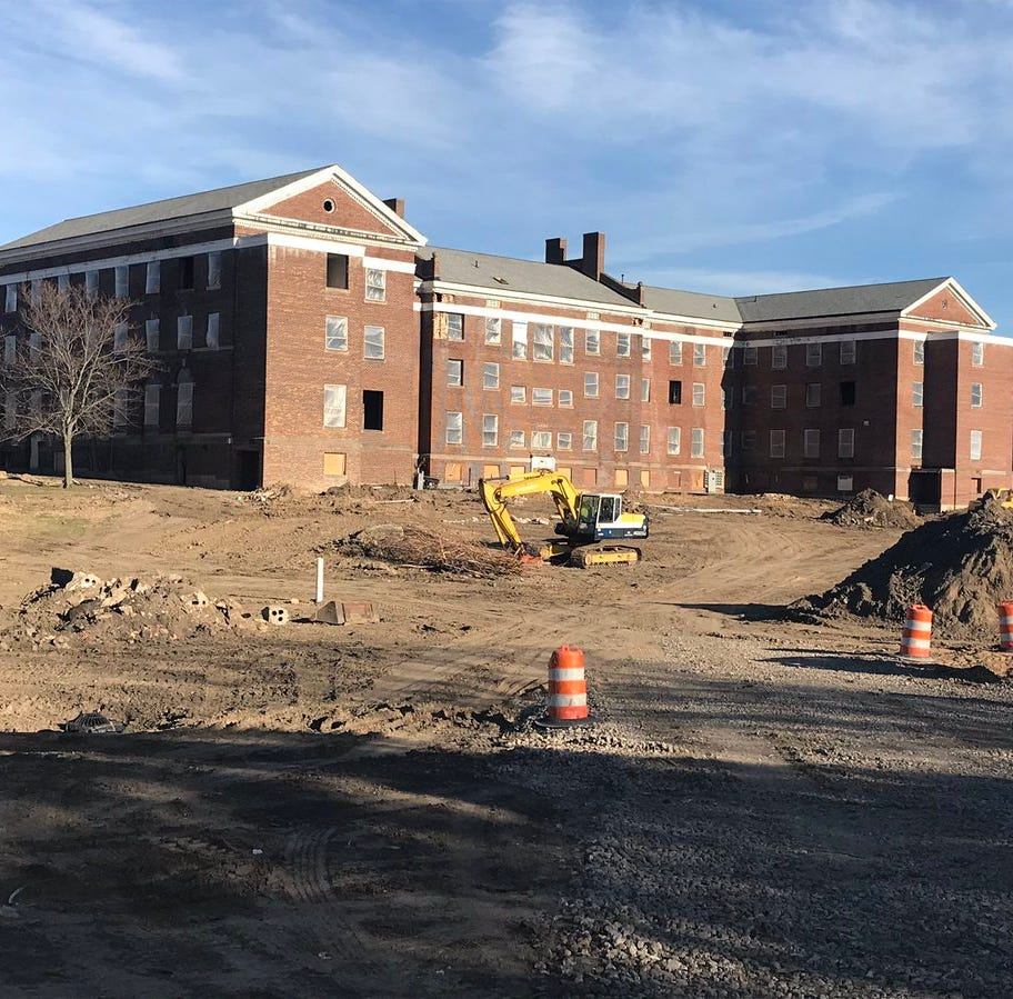 Michigan School for the Blind restoration project on pace to finish in 2020