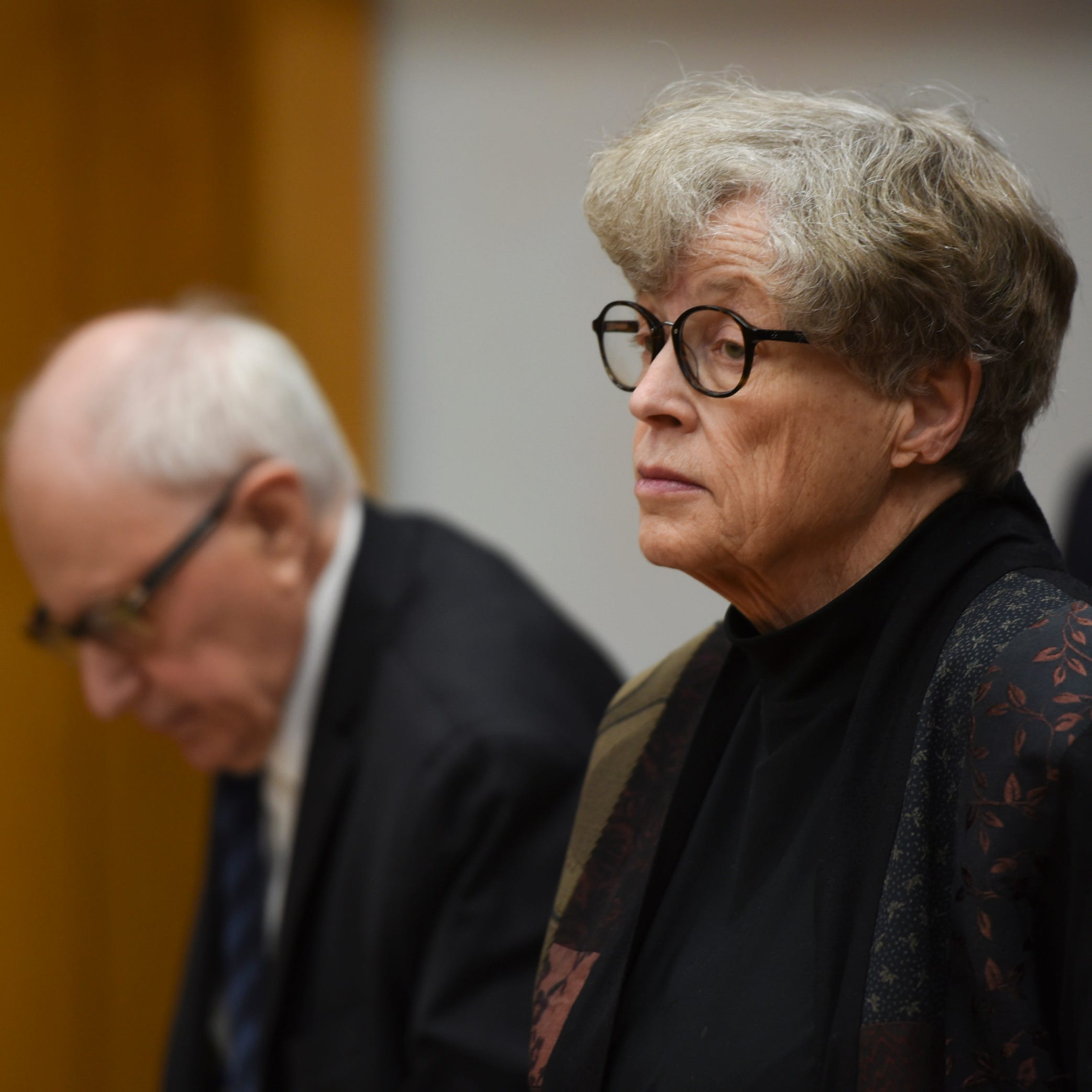 Follow LSJ's live coverage of Lou Anna Simon's hearing in Eaton County court