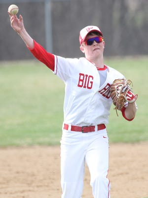 Plymouth's Walker Elliott was poised for a huge senior season on the baseball diamond in 2020 after stealing 55 bases in 23 games as a junior.
